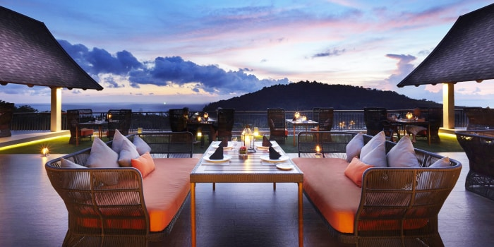 Best Places to Have Valentine's Dinner in Phuket