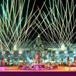 Phuket Fantasea Lighting