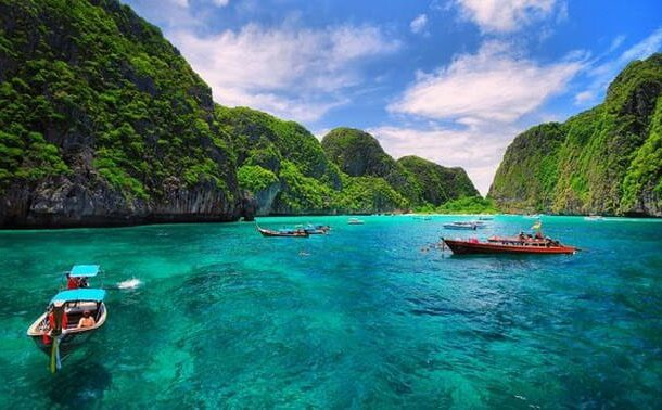Phuket peal od andaman sea