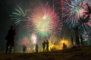 Firework in phuket