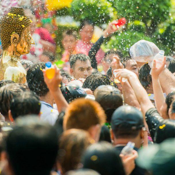 songkarn festival in phuket