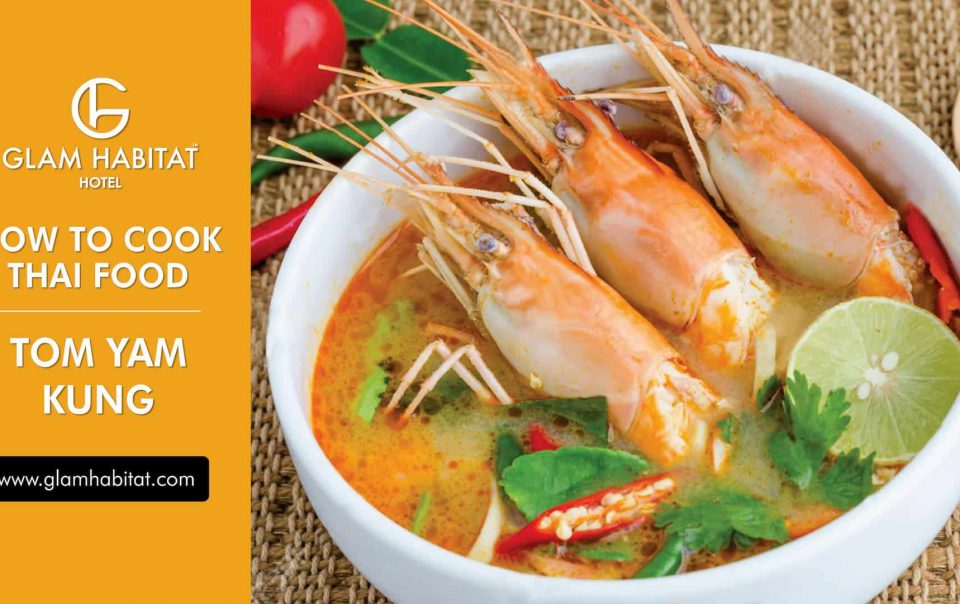 Comment faire cuire Tom Yum Kung