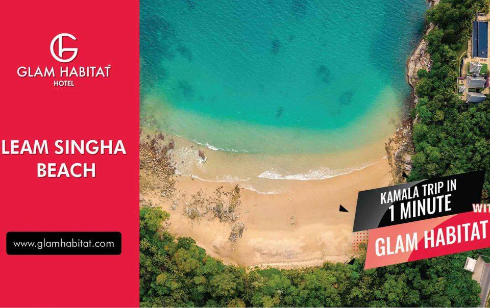 Leam Singha Beach
