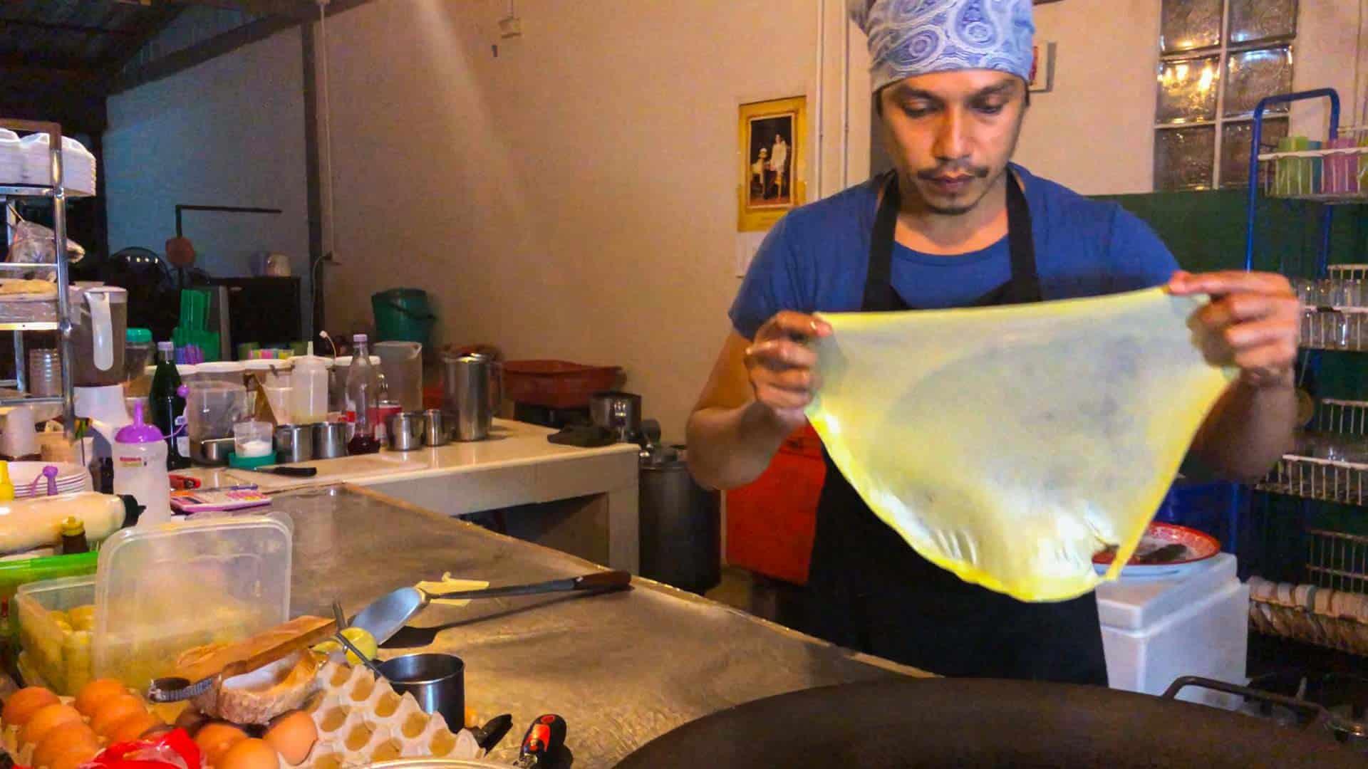 Kamala Green Pancake