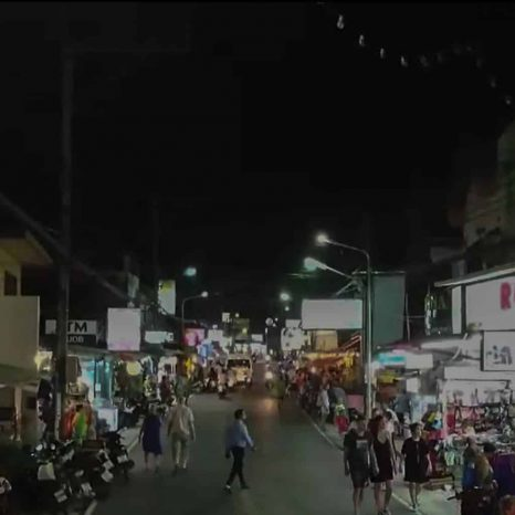 Kamala Walking Street