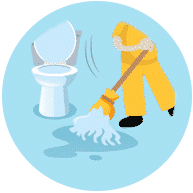Cleaning Public Facilities