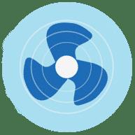 Provide Air ventilation COVID-19