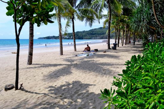 Kamala Beach main